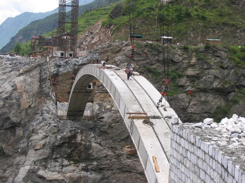 Dewey S China Trip Photos Yunnan Tiger Leap Gorge Bridge